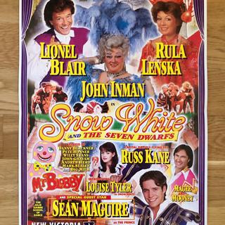 Snow White 1997 Poster