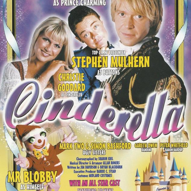 Cinderella 2001 Flyer