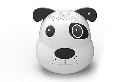 "G.O.A.T. Bluetooth Speaker ""Spot Dog"""