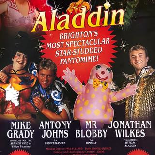 Aladdin 1999 Poster