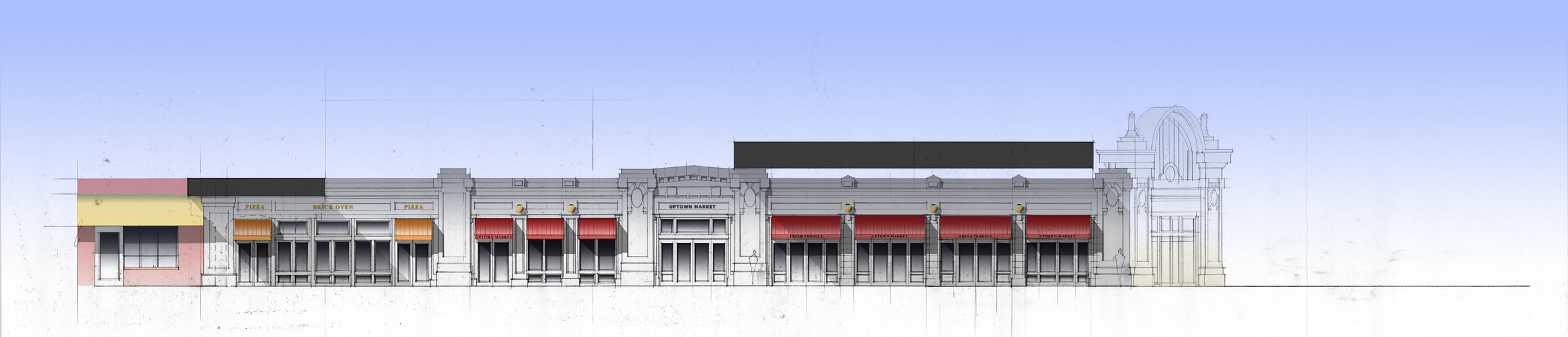 Uptown Market_Wilson Elevation SM