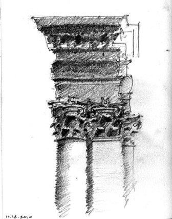 rome_sketches