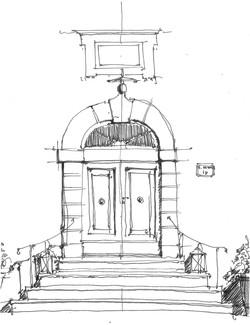 VILLA LAURA DOOR