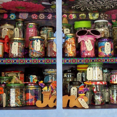 9.Part of Cupboardlove, a Personal Cabinet of Curiosity (2010)