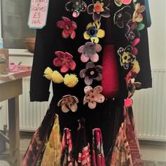 8.Flower pedlar costume (2017)