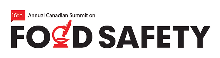 16th Annual Canadian Summit on Food Safe