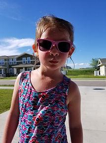 Summer Days, Girl, Sunglasses