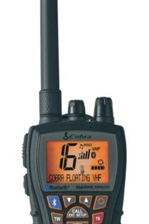 MR HH500 FLT BT EU COBRA VHF RADIO