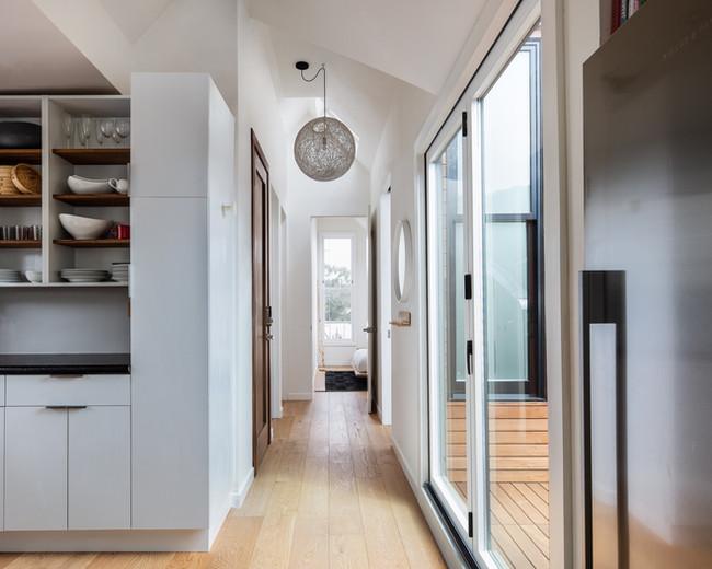 Hall with Bi-fold Doors