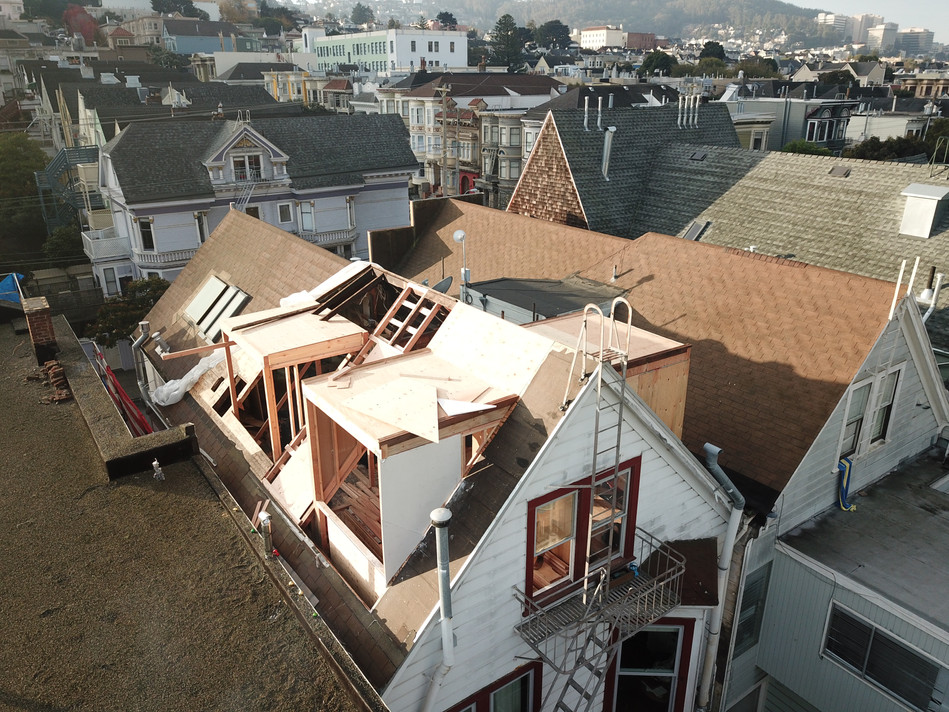 Dormers in Construction