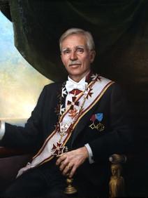 Portrait of Freemaison