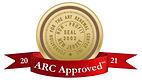 ARC APPROVED SEAL 2021 garamond bold Fin