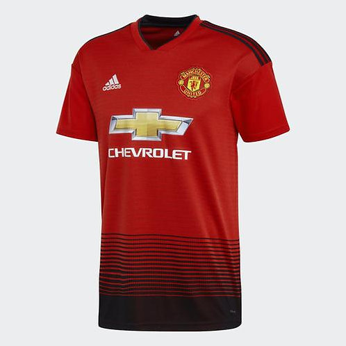 MANCHESTER UNITED HOME JERSEY 2018-19 YOUTH