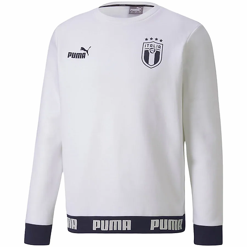 FIGC FTBL CULTURE CREW SWEATER