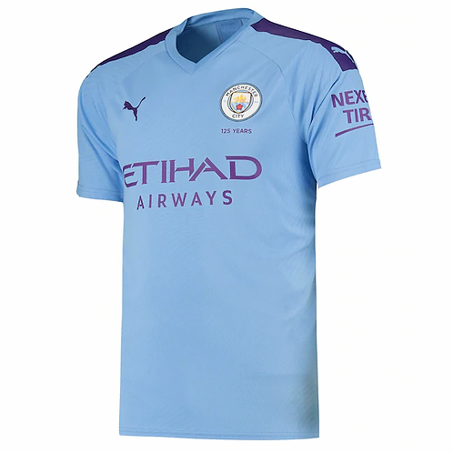 MANCHESTER CITY HOME JERSEY 2019-20