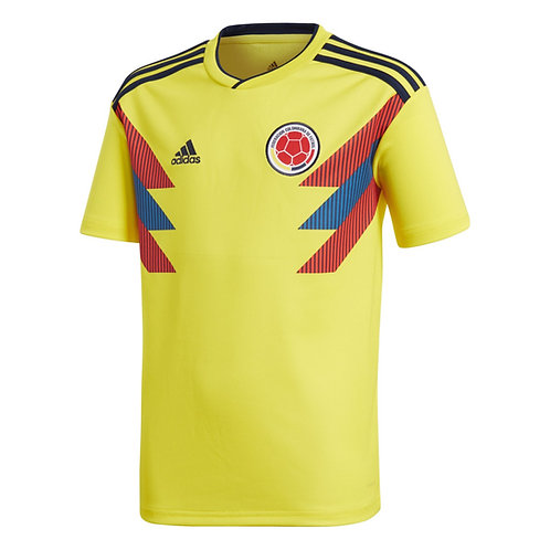 COLOMBIA HOME JERSEY 2018 YOUTH