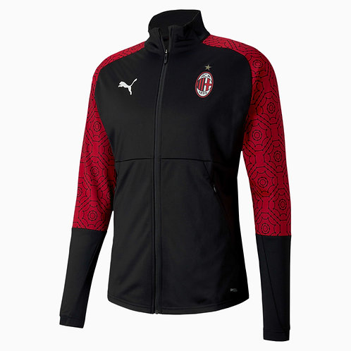 AC MILAN MENS HOME STADIUM JACKET - 2020/21