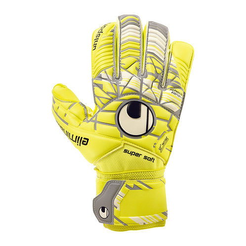 UHLSPORT UNLIMITED SUPERSOFT RF - YELLOW