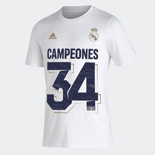 REAL MADRID FAN TEE