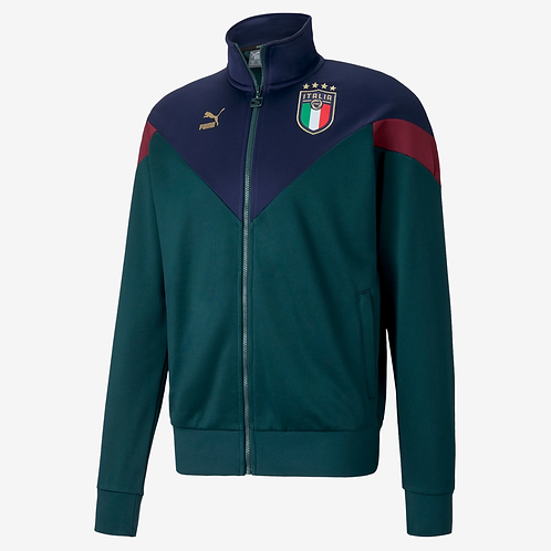 FIGC ICONIC MCS TRACK TOP