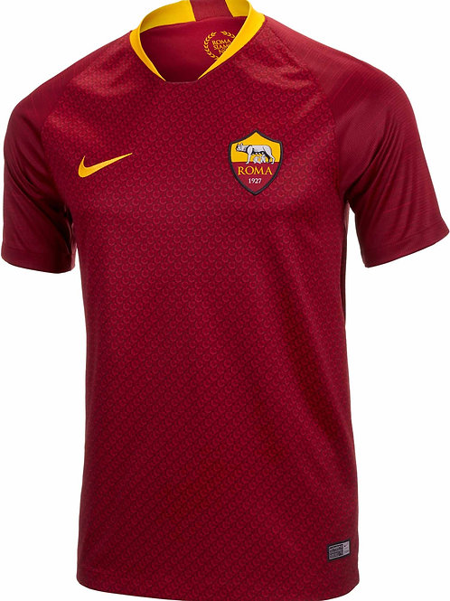 AS ROMA HOME JERSEY 2018/19