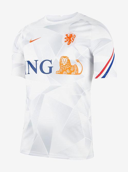 NETHERLANDS PRE-MATCH JERSEY