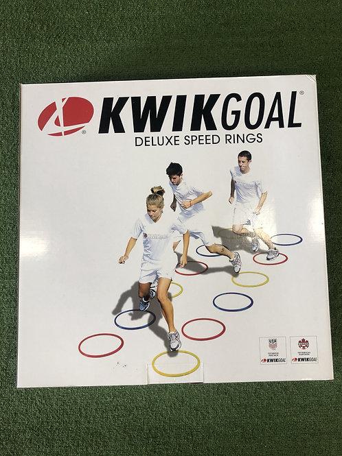 KWIKGOAL DELUXE SPEED RINGS