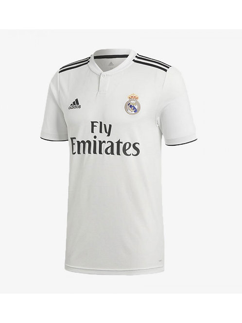 REAL MADRID HOME JERSEY 2018/19