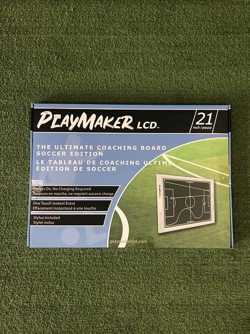 PLAYMAKER LCD SOCCER COACHING BOARD