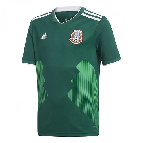 ADIDAS MEXICO HOME JERSEY 2018