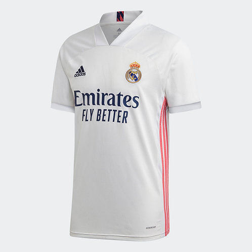 REAL MADRID HOME KIT 2020/21