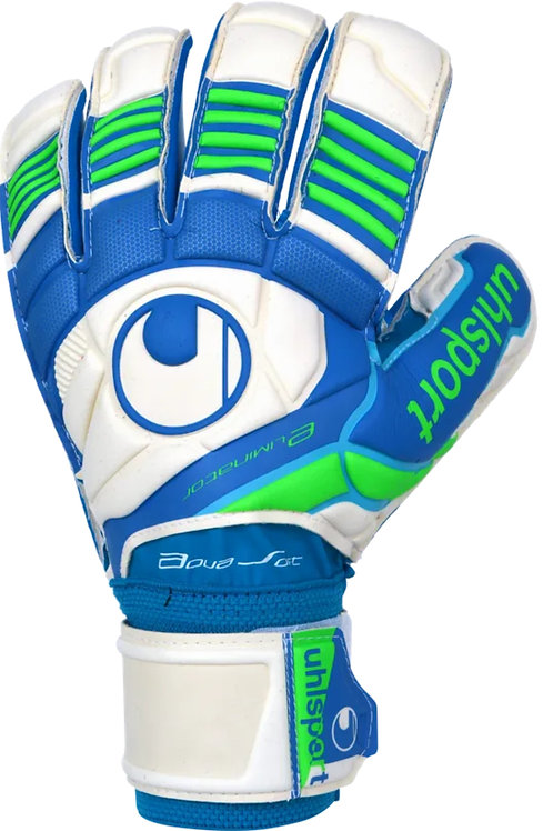 UHLSPORT ELIMINATOR AQUASOFT RF - WHITE/BLUE