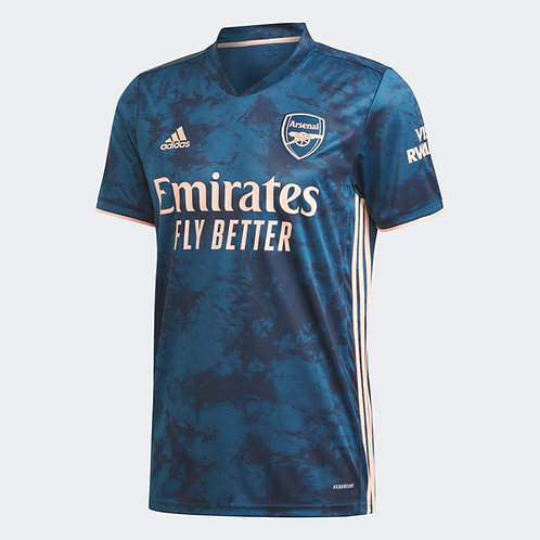 ARSENAL THIRD KIT 2020/21