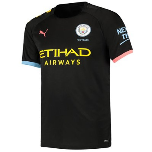 MANCHESTER CITY RAHEEM STERLING AWAY JERSEY 2019/20