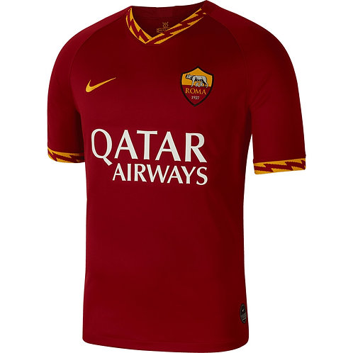 AS ROMA HOME JERSEY 2019/20
