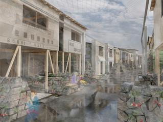 日本建築学会設計競技 支部入選