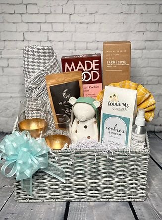 Country Chic Basket
