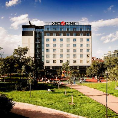 "St. Petersburg. Hotel ""SOKOS"" on Moskovsky Avenue. 2009. Cанкт-Петербург. Отель ""SOKOS"" на Московском проспекте. 2009."
