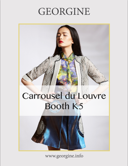 Give away for Paris Trade Show