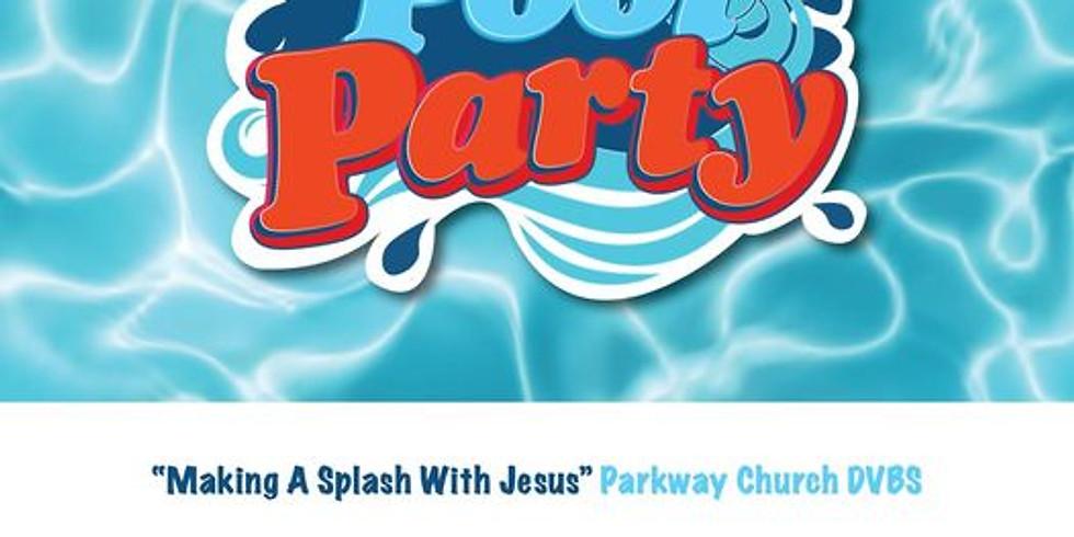 Pool Party DVBS