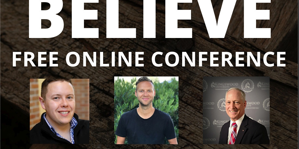 BELIEVE Online Conference