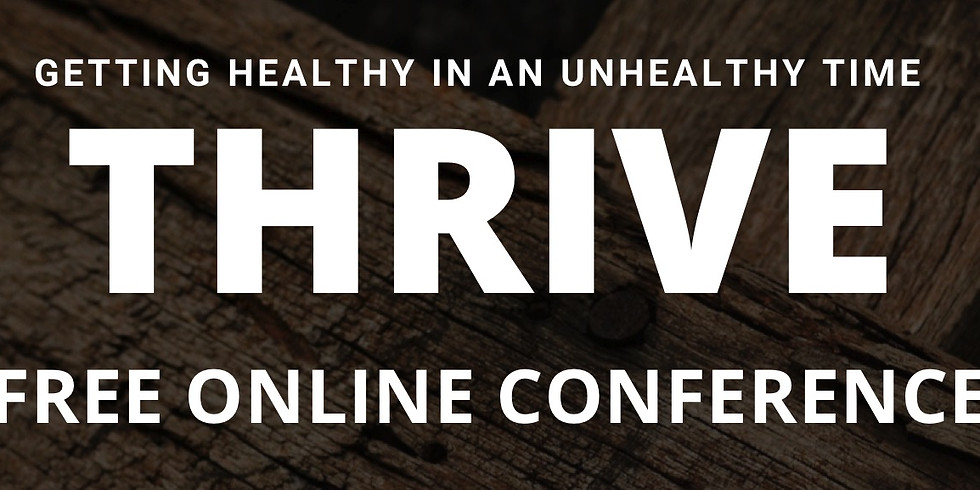 Thrive Free Online Conference