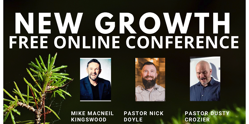 New Growth Online Conference