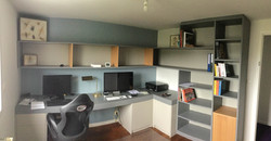 Réalisation d'un espace bureau