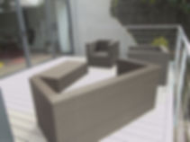 Terrasse Composite, Menuiserie MERCERON Fabrice