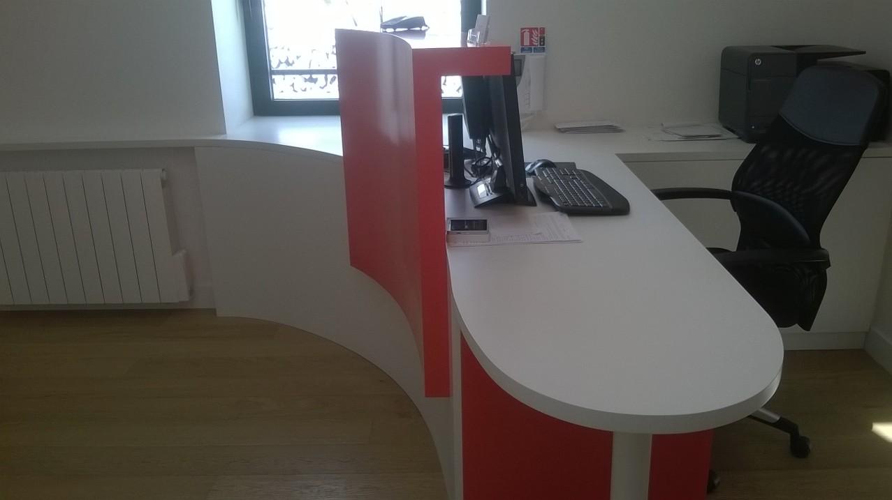 Banque accueil