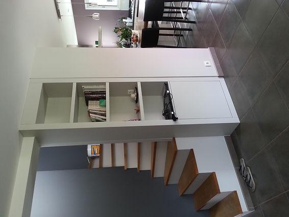 Aménagement escalier, Menuiserie MERCERON Fabrice