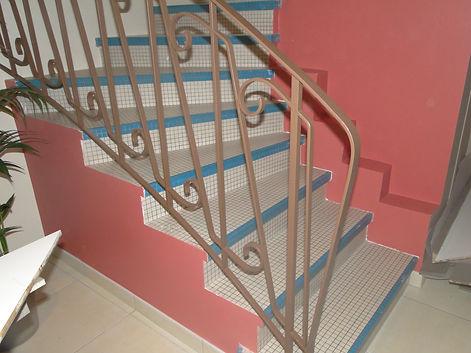 Escalier à relooker