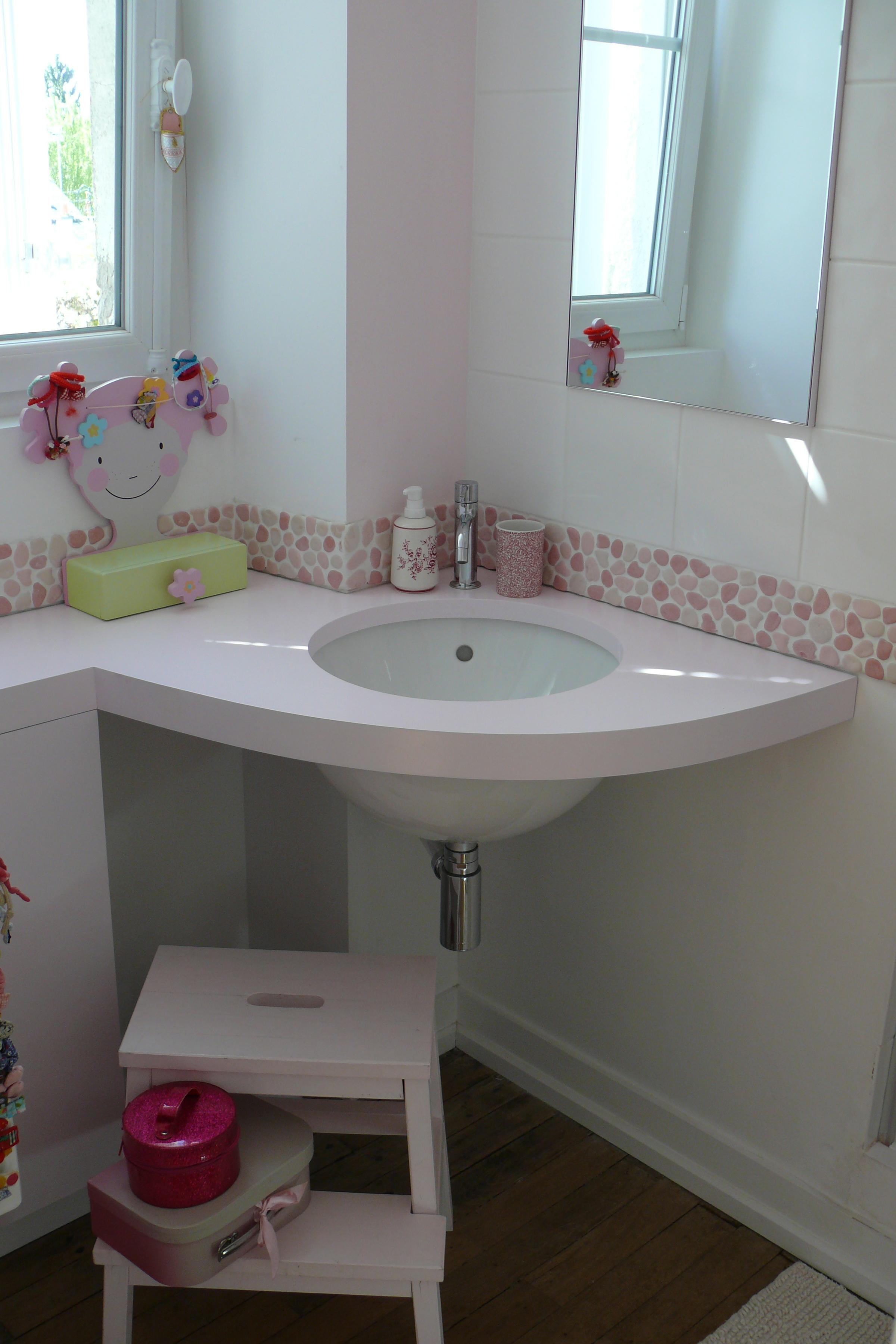 Agencement Salle de bain enfant