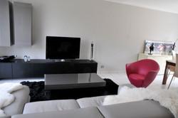 Meuble TV et Table basse laquée